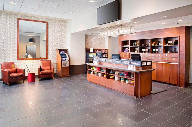 Four Points Philadelphia Airport-Lobby<br/>Image from Leonardo