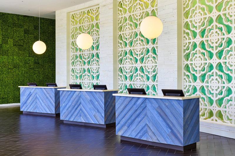 Riviera Palm Springs-Front Desk<br/>Image from Leonardo