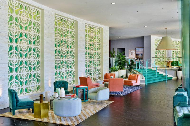 Riviera Palm Springs-Lobby<br/>Image from Leonardo