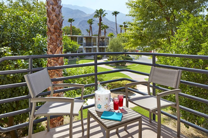 Riviera Palm Springs-Balcony - Resort and Mountain View<br/>Image from Leonardo