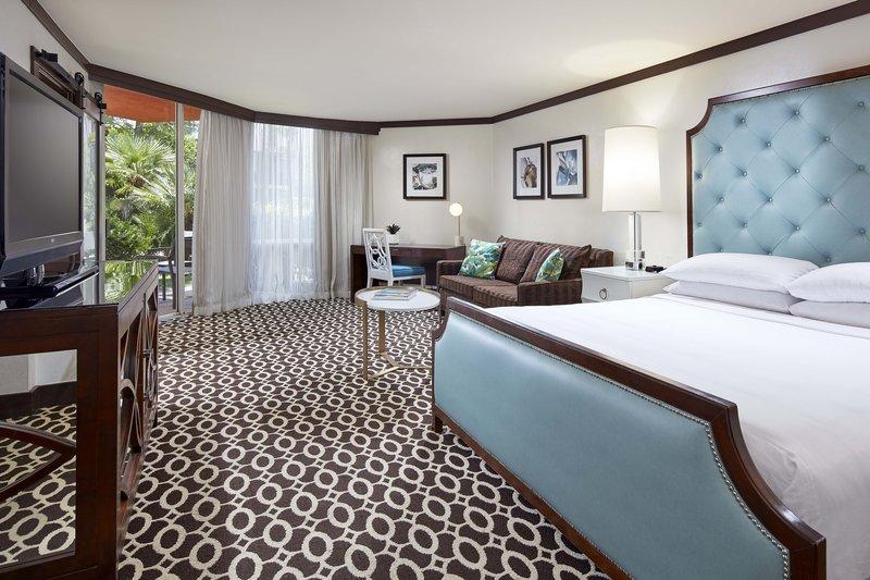 Riviera Palm Springs-Junior King Suite - View<br/>Image from Leonardo