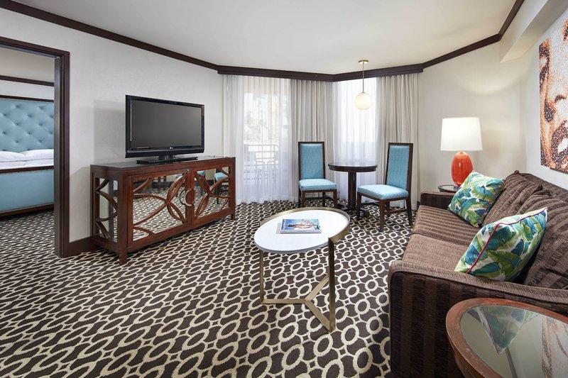 Riviera Palm Springs-One-Bedroom King Studio Suite<br/>Image from Leonardo