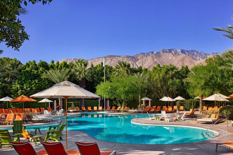 Riviera Palm Springs-Outdoor Pool<br/>Image from Leonardo
