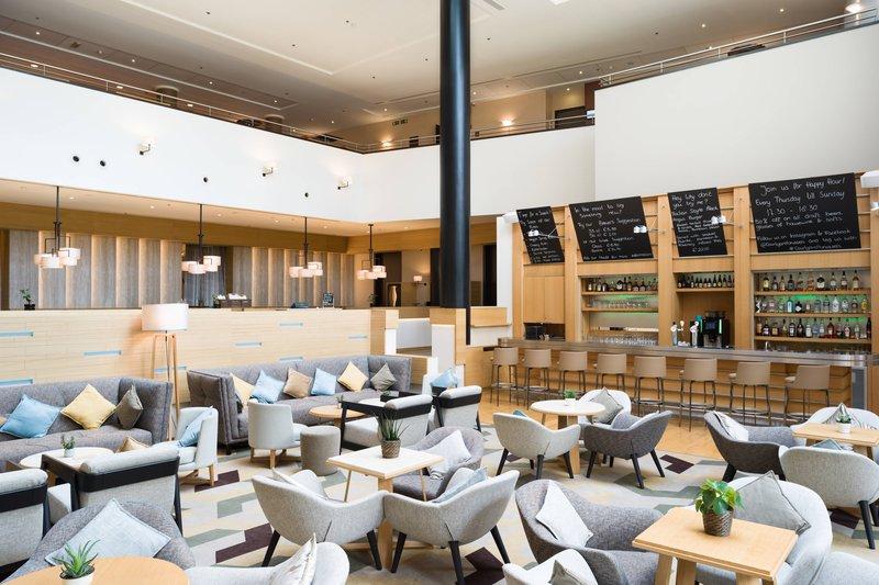 Courtyard Brussels-Kitchen & Bar - Lounge Area<br/>Image from Leonardo