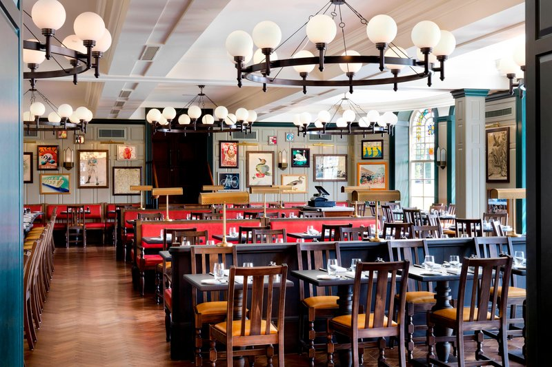 University Arms Hotel, Autograph Collection-Parker's Tavern<br/>Image from Leonardo