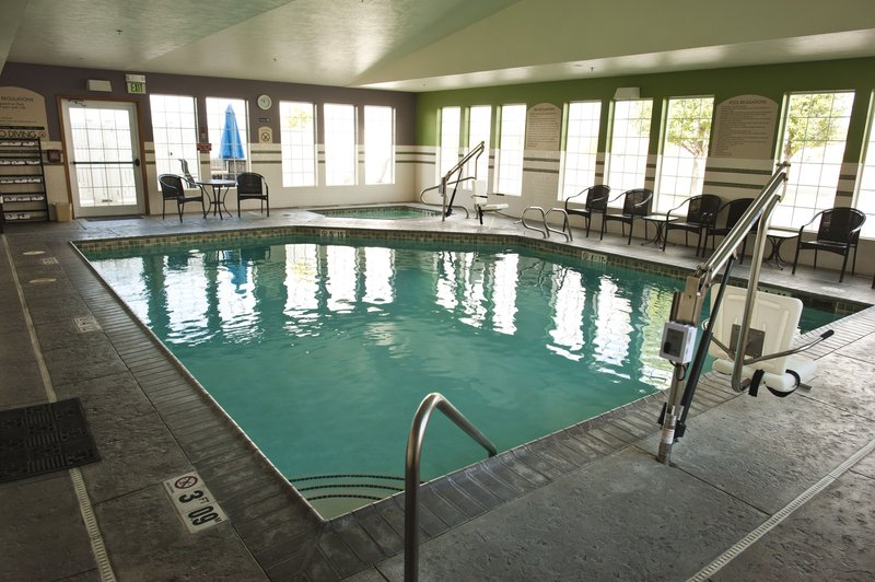 Holiday Inn Express Walla Walla-Go for a swim in the heated indoor pool<br/>Image from Leonardo