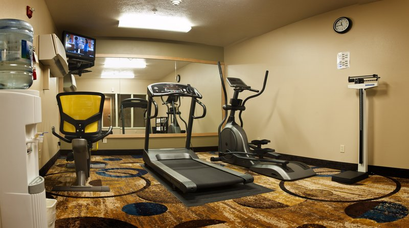 Holiday Inn Express Walla Walla-Fitness Center<br/>Image from Leonardo