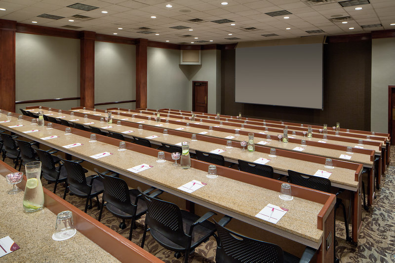 Crowne Plaza Dallas Galleria - Addison-Addison Lecture Hall - Stadium/Amphitheater Seating<br/>Image from Leonardo