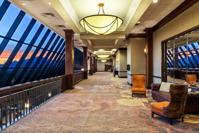 Crowne Plaza Dallas Galleria - Addison-Trinity Ballroom Gallery - Great for Exhibits, Cocktail Receptions<br/>Image from Leonardo