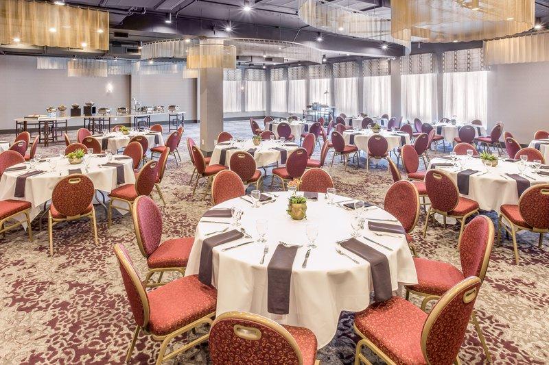 Crowne Plaza Dallas Galleria - Addison-Mesquite Banquet Room<br/>Image from Leonardo