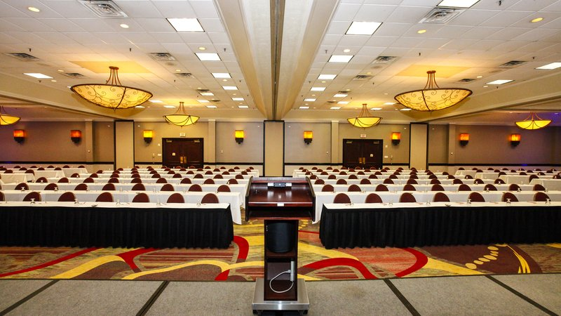 Crowne Plaza Dallas Galleria - Addison-Trinity Ballroom<br/>Image from Leonardo