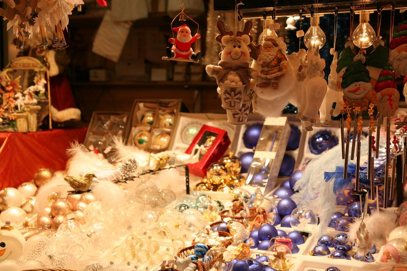 Holiday Inn Express Strasbourg - Centre-Strasbourg Christmas market<br/>Image from Leonardo