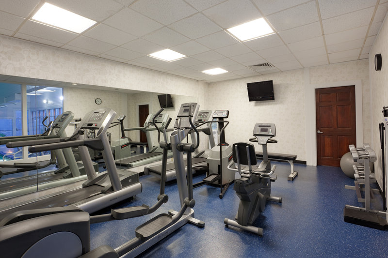 Holiday Inn Cape Cod - Falmouth-Cardiovasicular Fitness Room - Open Daily 5am-10pm<br/>Image from Leonardo