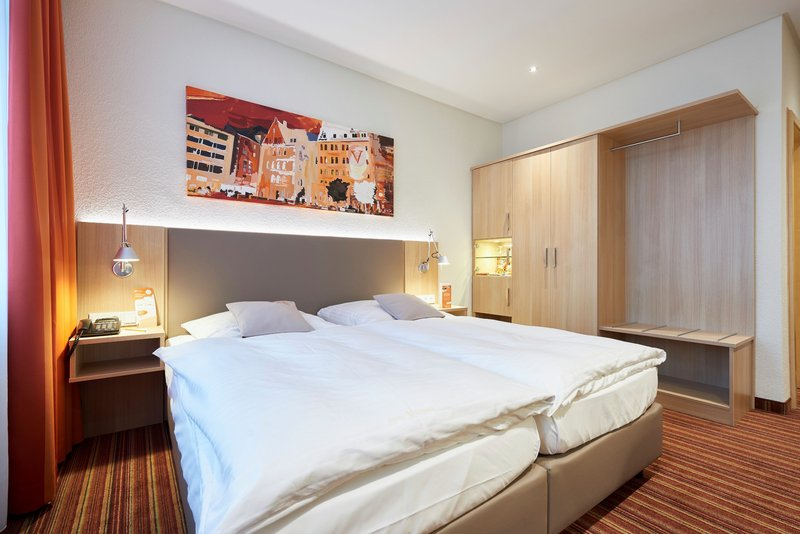 Victoria Hotel-Quality Double Room<br/>Image from Leonardo