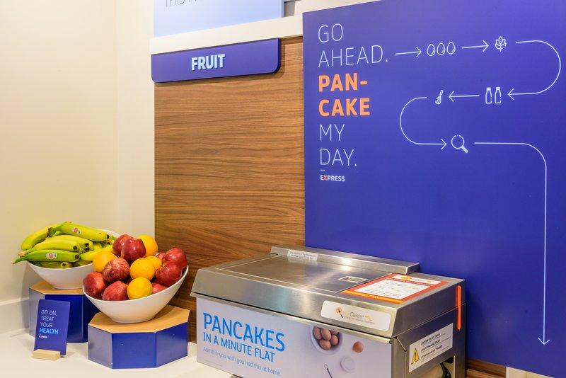 Holiday Inn Express Charleston US Hwy 17 & I-526-Hot Pancakes!<br/>Image from Leonardo