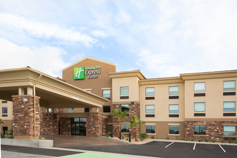 Holiday Inn Express & Suites Pahrump-Welcome to the brand new Holiday Inn Express, Pahrump, Nevada<br/>Image from Leonardo