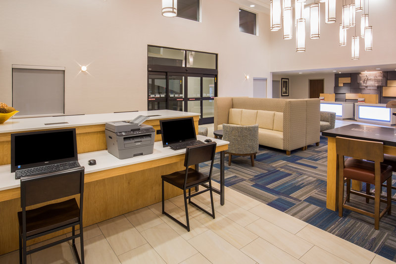 Holiday Inn Express & Suites Pahrump-Stay connected while on the road wiith our 24 hour business center<br/>Image from Leonardo