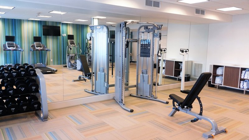 Holiday Inn Express & Suites Pahrump-Stay fit while visiting us in Pahrump, Nevada<br/>Image from Leonardo