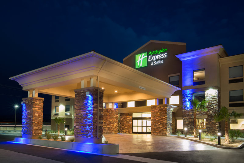 Holiday Inn Express & Suites Pahrump-Chose our Pahrump, NV Holiday Inn Express's conventient location<br/>Image from Leonardo
