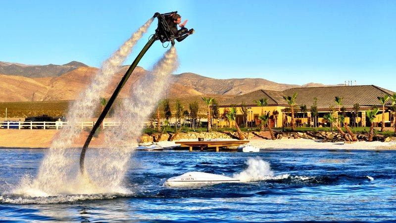Holiday Inn Express & Suites Pahrump-Jet Pack America Pahrump Fly<br/>Image from Leonardo