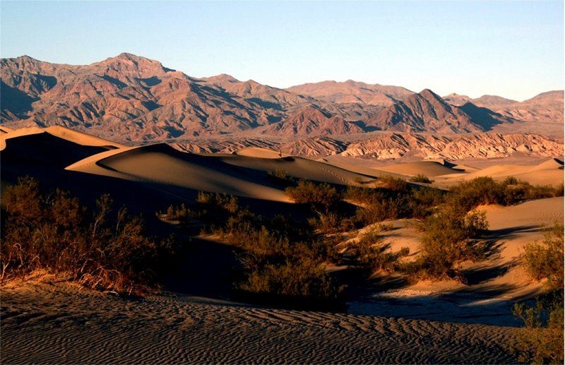 Holiday Inn Express & Suites Pahrump-Sand Dunes in Death Valley National Park<br/>Image from Leonardo