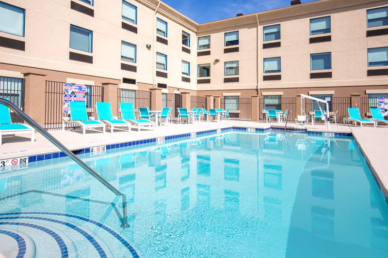 Holiday Inn Express & Suites Pahrump-Enjoy our heated outdoor pool year round<br/>Image from Leonardo