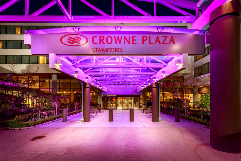 Crowne Plaza Stamford-Welcome to Crowne Plaza Stamford<br/>Image from Leonardo