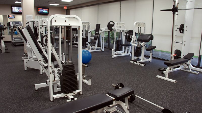 Crowne Plaza Stamford-Crowne Plaza Stamford - Gym<br/>Image from Leonardo