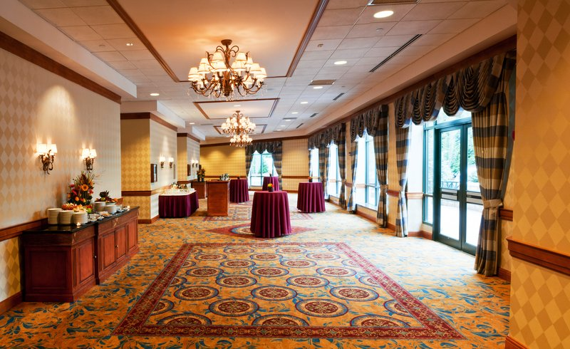 Crowne Plaza Philadelphia - King of Prussia-Freedom Pre-Funtion with beautiful outdoor adjoining Patio<br/>Image from Leonardo