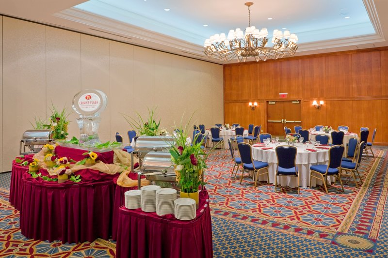 Crowne Plaza Philadelphia - King of Prussia-Host your next event in our Ballroom<br/>Image from Leonardo