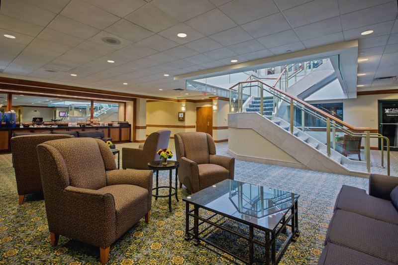 Crowne Plaza Philadelphia - King of Prussia-Relax prior to your event in our Pre-function Area<br/>Image from Leonardo