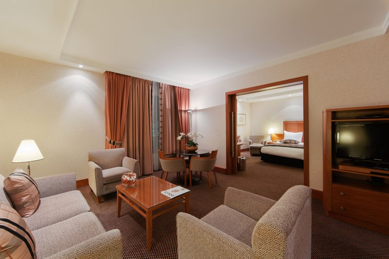 Crowne Plaza Brussels Airport-Presidential suite, prefect for any type of meeting<br/>Image from Leonardo