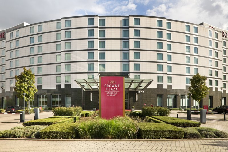 Crowne Plaza Brussels Airport-Welcome to the Crowne Plaza Brussels Airport<br/>Image from Leonardo