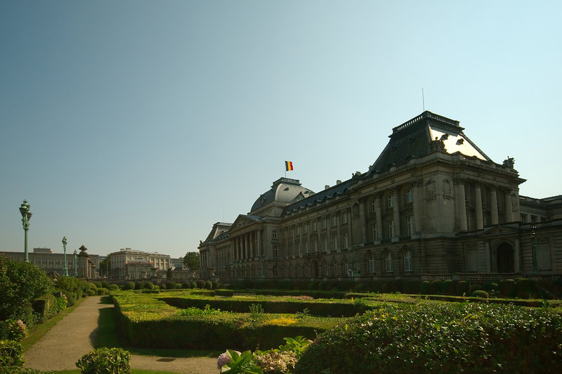 Crowne Plaza Brussels Airport-Royal Palace<br/>Image from Leonardo