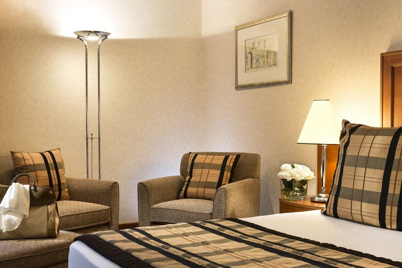 Crowne Plaza Brussels Airport-Feel relaxed with a view on the park<br/>Image from Leonardo