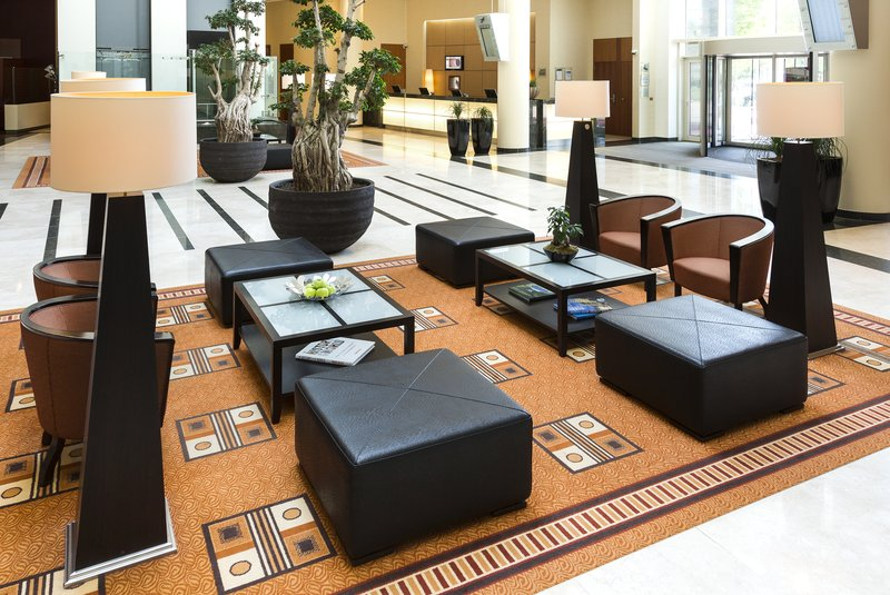 Crowne Plaza Brussels Airport-Hotel Lobby<br/>Image from Leonardo
