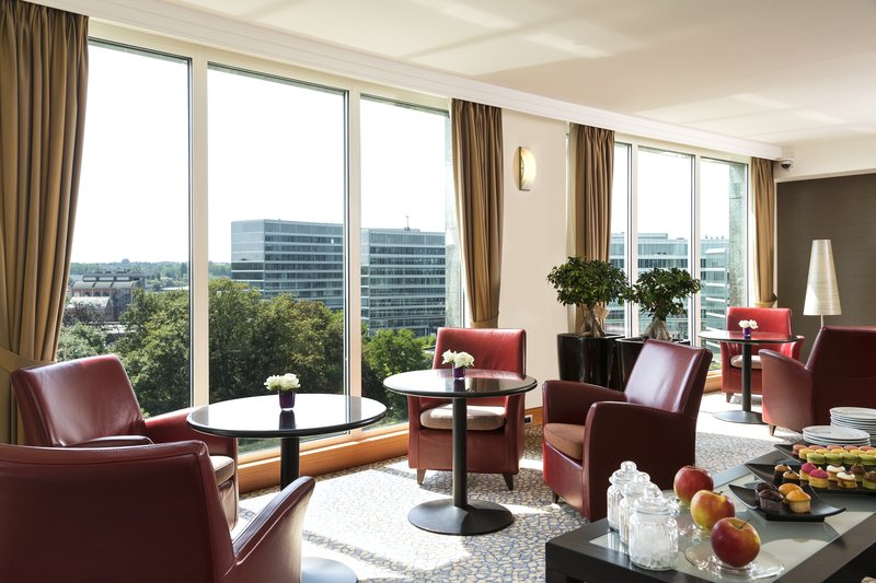 Crowne Plaza Brussels Airport-Guest Lounge<br/>Image from Leonardo