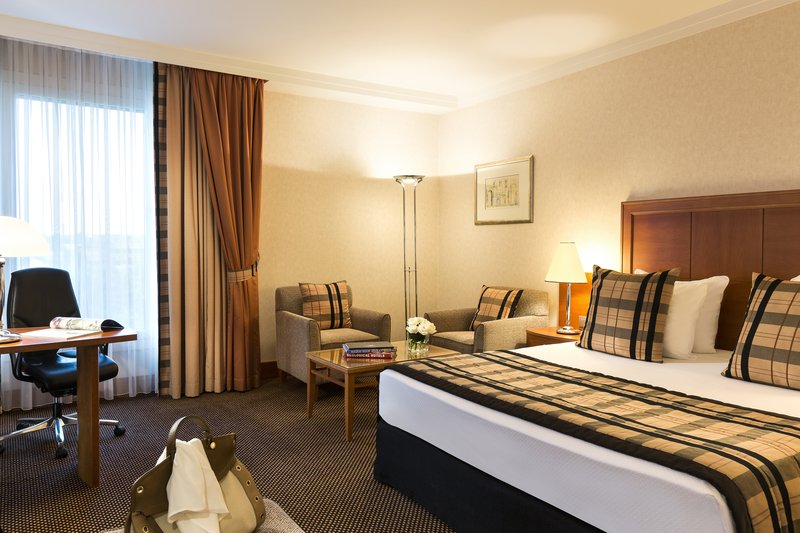 Crowne Plaza Brussels Airport-Ideal room for Business or Leisure travel<br/>Image from Leonardo