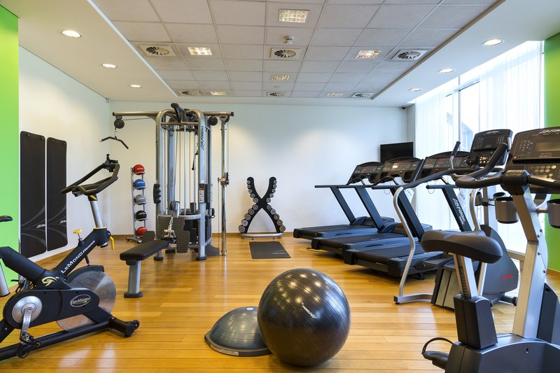 Crowne Plaza Brussels Airport-Fitness Center available 24/7<br/>Image from Leonardo