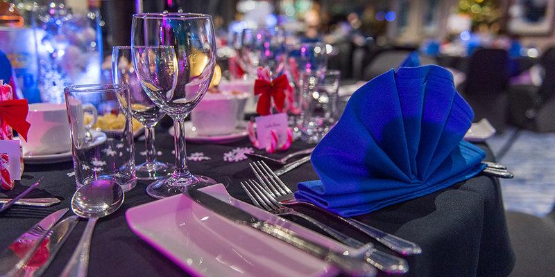 Crowne Plaza Nottingham-Banquet Room<br/>Image from Leonardo
