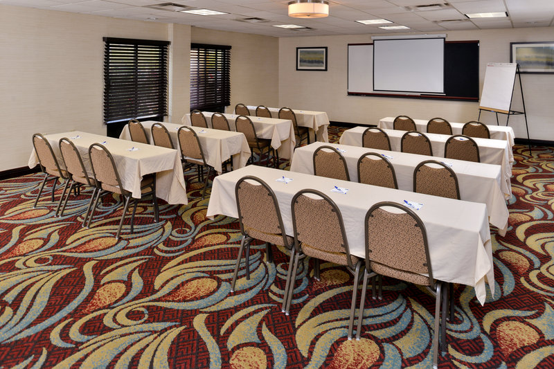 Holiday Inn Express & Suites Tampa/Rocky Point Island-Our beautiful meeting space on the first floor is perfect for you <br/>Image from Leonardo