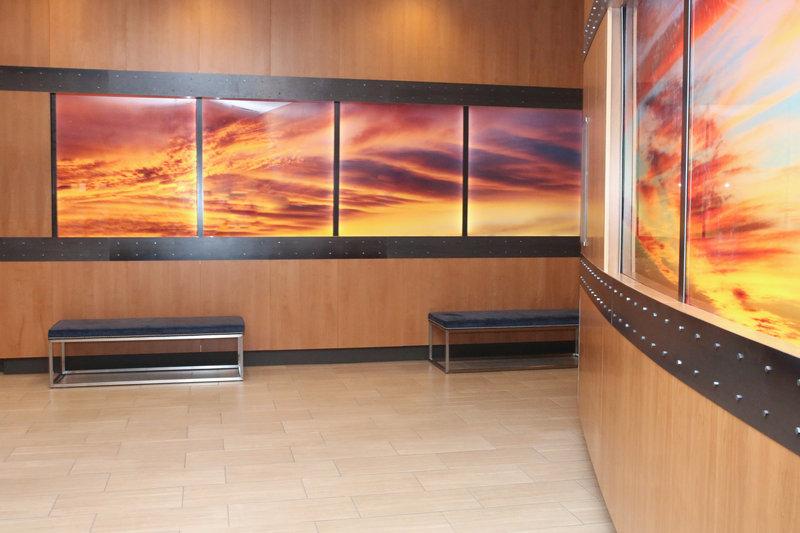 Holiday Inn Dayton/Fairborn I-675-Hotel Lobby<br/>Image from Leonardo