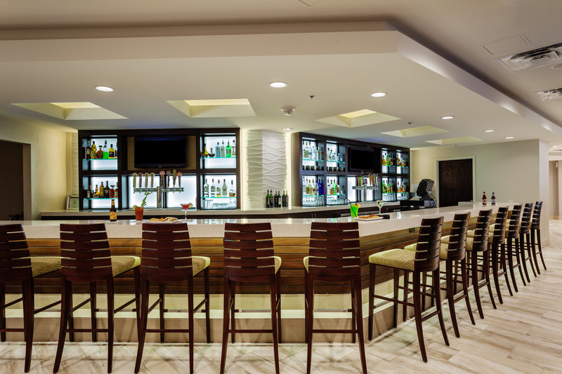 Crowne Plaza Austin - Town Lake-Welcome to the Boathouse Bar at our Austin Hotel Near Downtown.<br/>Image from Leonardo