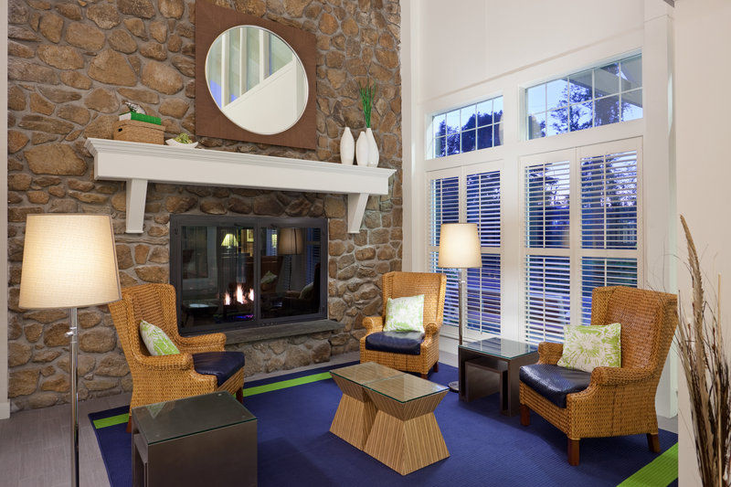 Holiday Inn Cape Cod - Falmouth-Comfortable Sitting area in Hotel Lobby<br/>Image from Leonardo
