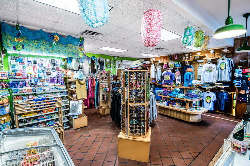 Holiday Inn & Suites Clearwater Beach S Harbour-Shop for unique treasures at our Key West Outpost Gift Shop<br/>Image from Leonardo