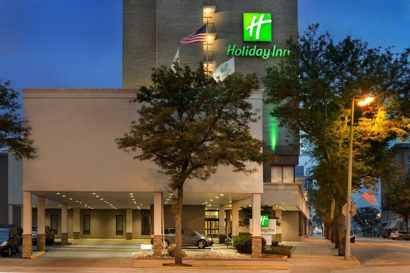 Holiday Inn Rock Island - Quad Cities-Hotel Exterior<br/>Image from Leonardo
