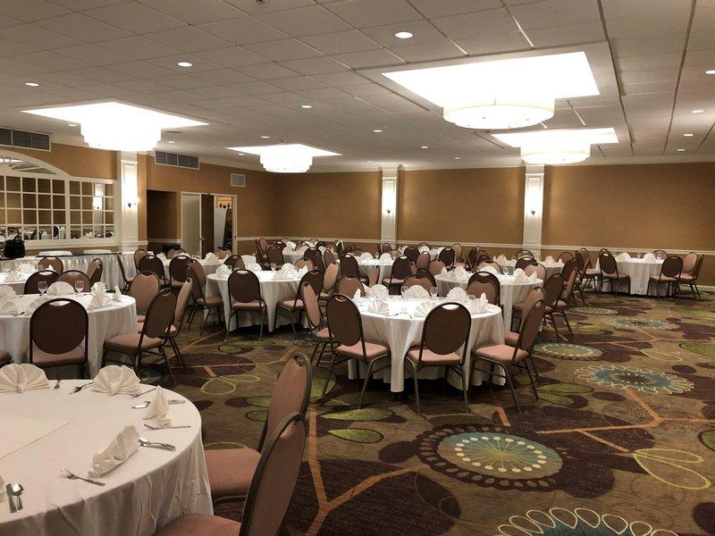 Holiday Inn Cape Cod - Falmouth-Harbor Ballroom<br/>Image from Leonardo