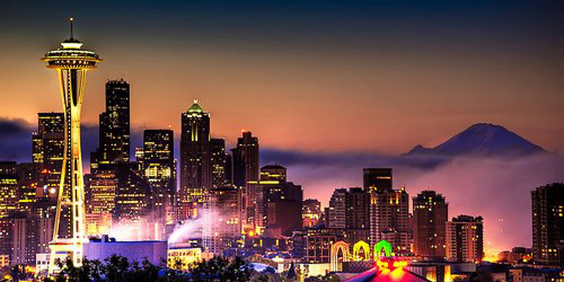 Crowne Plaza Seattle Airport-Seattle Area Attractions<br/>Image from Leonardo