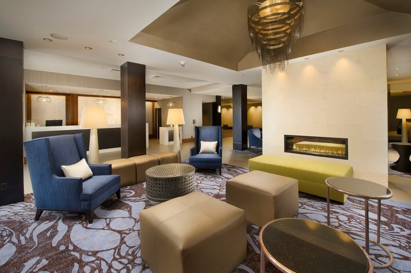 Crowne Plaza Seattle Airport-Crowne Plaza Seattle Airport Hotel Lobby<br/>Image from Leonardo
