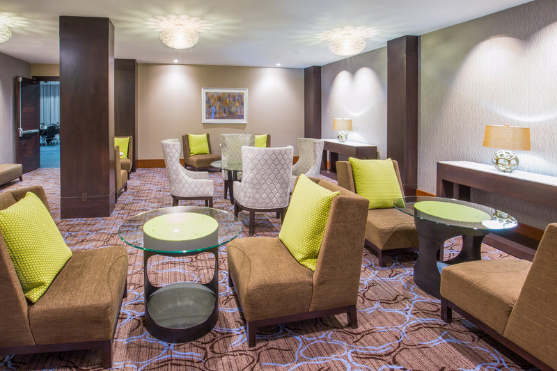 Crowne Plaza Seattle Airport-Madrona Pre-function<br/>Image from Leonardo